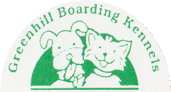 Greenhill Boarding Kennels Logo